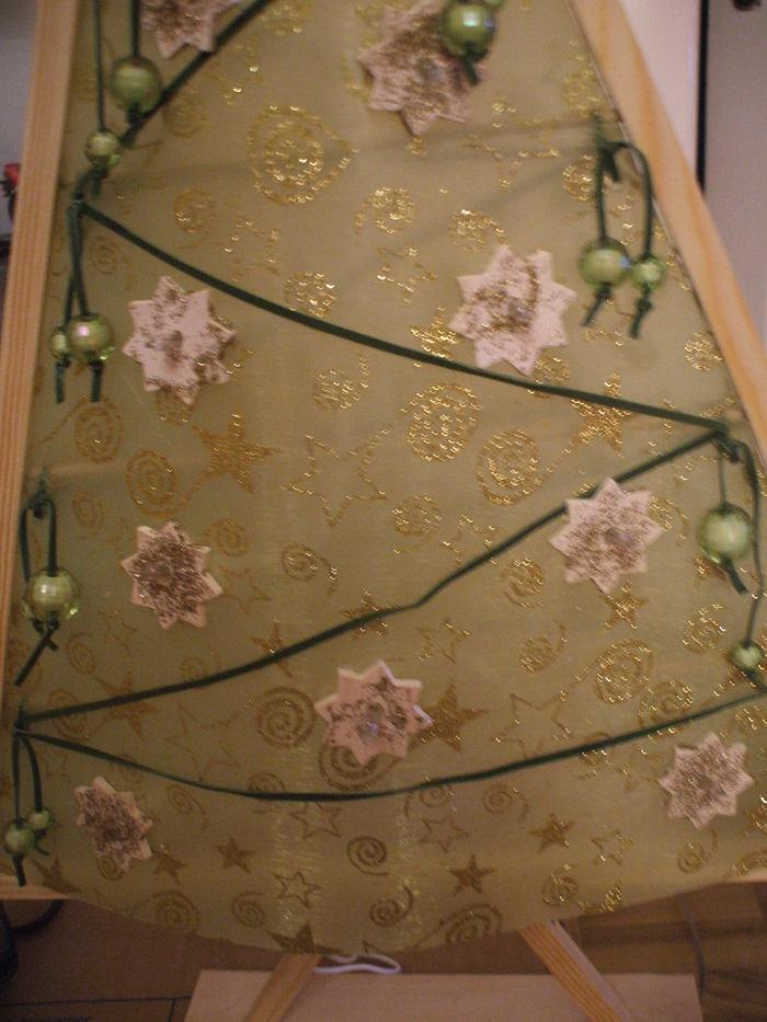 weihnachtsbaum mal anders bastelideen zu weihnachten. Black Bedroom Furniture Sets. Home Design Ideas