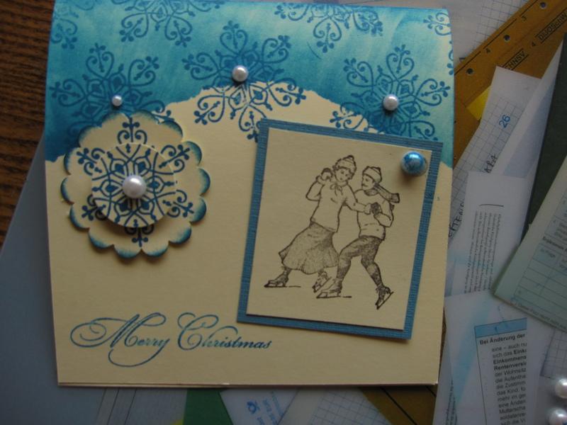 weihnachtskarten karten selber basteln zu weihnachten. Black Bedroom Furniture Sets. Home Design Ideas