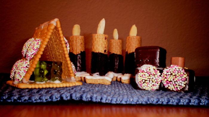 Advent bastelideen zu weihnachten basteln zur weihnachtszeit und kindern - Bastelideen advent ...