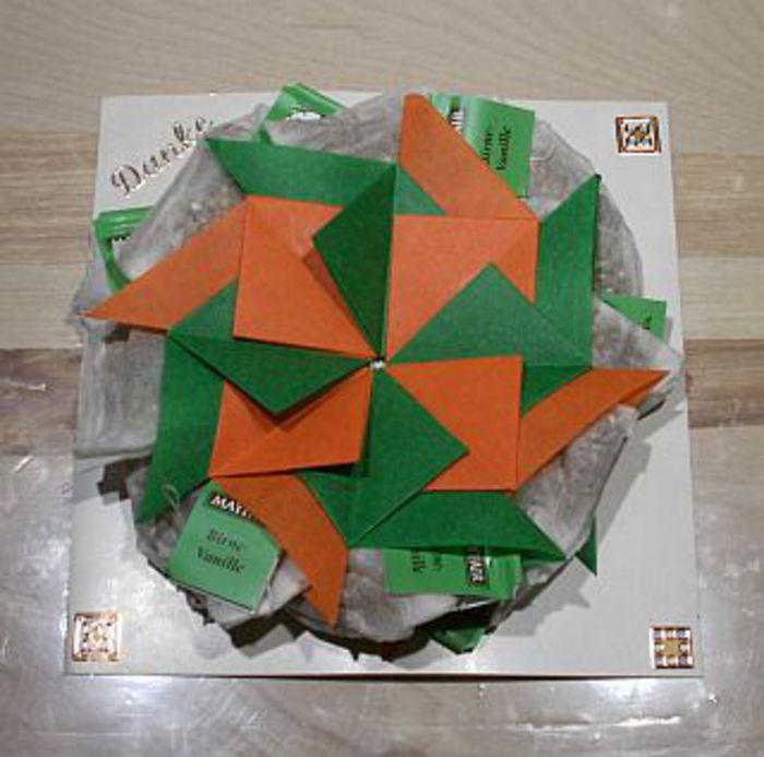 Teebeutel Karte Bastelideen Karten Bastelecke De
